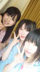 新垣桃菜(JK21) 公式ブログ/長い一日!(*´∇`) 画像1