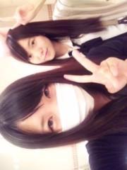 新垣桃菜(JK21) 公式ブログ/大阪から去る… 画像1