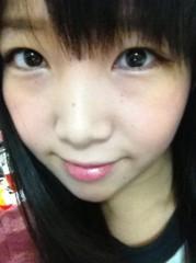 新垣桃菜(JK21) 公式ブログ/どきどき 画像1