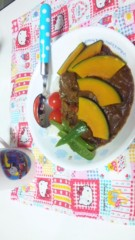 新垣桃菜(JK21) 公式ブログ/今日の夜ご飯^^ 画像1