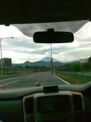 オルリコ プライベート画像 富士山だ