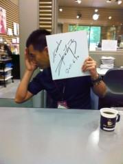 オルリコ プライベート画像/2011/05/29 氷室さんポーズその1