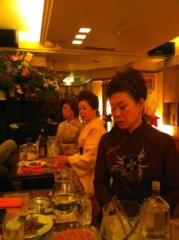 オルリコ 公式ブログ/大阪の夜 画像1