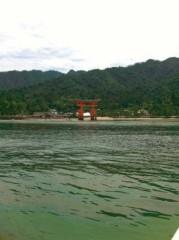 オルリコ プライベート画像 21〜40件/2011/05/29 世界文化遺産厳島神社を眺めます