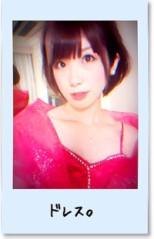 榎本麗美 プライベート画像 ドレス