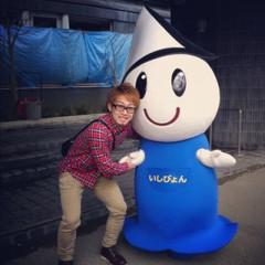 カトウトモタカ 公式ブログ/「いしぴょん」には「いしぴぃ」と言う仲良しの友達がいるらしいです。 画像1