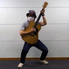 カトウトモタカ 公式ブログ/ギターを持った「なまはげ」的なイメージです。 画像1