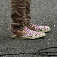カトウトモタカ 公式ブログ/紐のない靴のサイズ感は、慎重に吟味しなきゃね。 画像1