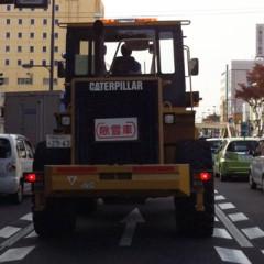 カトウトモタカ 公式ブログ/言われてみれば、スタッドレスタイヤの車がけっこうあったような気がある。 画像2