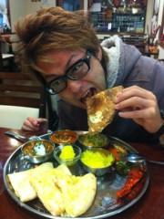 カトウトモタカ 公式ブログ/手で食べるのって、何でかわかんないけど、食べものを美味しく感じる要素の1つだよね。 画像1