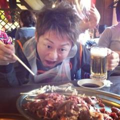 カトウトモタカ 公式ブログ/「ジンギスカン vs KT」勝者は…ジンギスカン!! 画像1