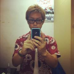 カトウトモタカ 公式ブログ/今年の夏はアロハ激押しで着ていこうっと。 画像1