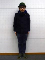 カトウトモタカ 公式ブログ/ガッツリと黒なのはメガネくらいなんだけどなー。 画像1