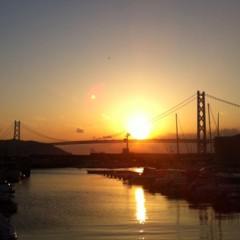 カトウトモタカ 公式ブログ/写真は明石海峡大橋です。でも、渡ったりしてません。 画像1