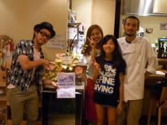 カトウトモタカ 公式ブログ/素敵なお店ばかりなもんで、歌いながら腹ぺこでした。 画像1