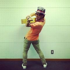 カトウトモタカ 公式ブログ/今日のblog写真は、背面を狙うスナイパーのイメージ。…伝わるかな? 画像1