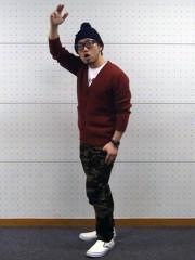 カトウトモタカ 公式ブログ/色違いのその色は何色でしょうか?正解は…近々のファッションチェックにて!! 画像1