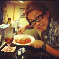 カトウトモタカ 公式ブログ/「チキンカレー」とすんげぇ迷いましたが、以前から食べたかった「チキンのトマト煮」を。 画像1