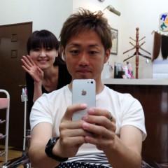 カトウトモタカ 公式ブログ/この写真だとアゴヒゲを剃ったように見えますね。はたして剃ったのか?剃ってないのか? 画像1