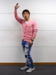 カトウトモタカ 公式ブログ/今年初のハットとマスクなしバージョンのファッションチェーック!! 画像1