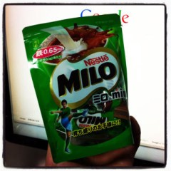 カトウトモタカ 公式ブログ/ミロのパッケージイラストっていろんなスポーツがあったけど必ずサッカーのを選んでたなぁ。 画像1