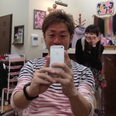 カトウトモタカ 公式ブログ/着て行ったボーダーのカラーがお店の雰囲気に何か合ってますね。偶然ですけど。 画像1
