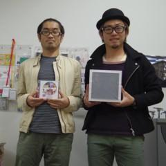 カトウトモタカ 公式ブログ/俺が持ってるのは、先生の作品なんですけど…写真じゃ、なんだかわかんないッスね。 画像1