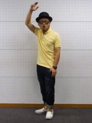 カトウトモタカ 公式ブログ/前回から今回のファッションチェックで季節感がガラリと変わりました。季節感ってか季節。 画像1