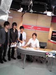 おでん 公式ブログ/イケメンユニット『090』番組出演無事に終了致しました★♪ 画像1
