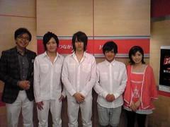 おでん 公式ブログ/イケメンユニット『090』番組出演無事に終了致しました★♪ 画像3