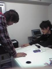 おでん 公式ブログ/(仮)レコーディンGOOD!第2弾 画像2