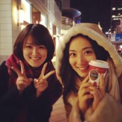 紗綾 公式ブログ/大後寿々花ちゃんと♪ 画像1
