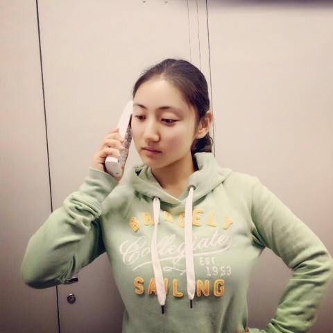 ブログでの紗綾の私服の画像