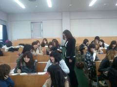 かおる 公式ブログ/講義☆ 画像2