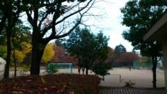 かおる 公式ブログ/紅葉の季節 画像1