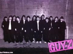 吉田ヒトシ(ショー演出家・モデル指導者) プライベート画像/イケメン集団「GUY-Z」 20110126 001