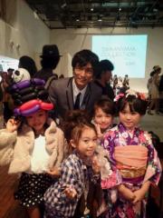 吉田ヒトシ(ショー演出家・モデル指導者) 公式ブログ/代官山コレクションキッズ2015無事終了!! 画像2