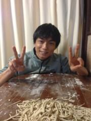 吉田ヒトシ(ショー演出家・モデル指導者) プライベート画像/年越し蕎麦打ち2012 (no title)