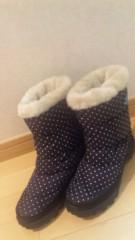沢田美香 公式ブログ/スノーブーツは 画像1
