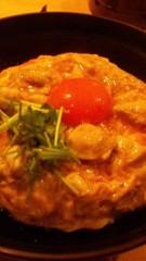 沢田美香 公式ブログ/贅沢な親子丼 画像1