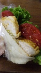 沢田美香 公式ブログ/これ食べながら…♪ 画像1