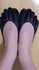 沢田美香 公式ブログ/見てみて、5 本指!! 画像2