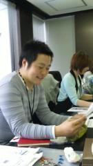 沢田美香 公式ブログ/茨城弁で台本を(笑) 画像1