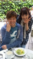 沢田美香 公式ブログ/遅いランチ 画像1