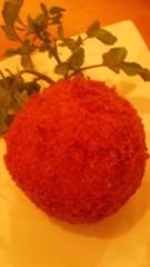 沢田美香 公式ブログ/トマトを揚げました 画像1