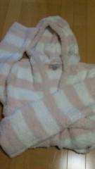 沢田美香 公式ブログ/もこもこバスローブ 画像2