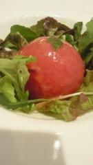 沢田美香 公式ブログ/真っ赤なトマト 画像1