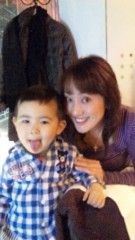 沢田美香 公式ブログ/(^人^)すんませんね 画像1