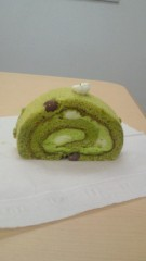沢田美香 公式ブログ/米粉のロールケーキ 画像2