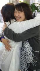 沢田美香 公式ブログ/熱い抱擁!! 画像1